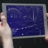 """Una visión artística de las redes de telecomunicaciones desde tu móvil: la """"infosfera"""" según Richard Vigjen"""