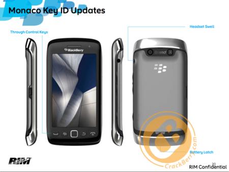 BlackBerry Storm 3 se dejar ver en vídeo y se confirman algunas especificaciones
