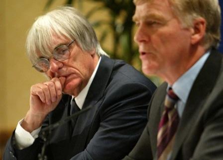 La guerra Mosley-Ecclestone podría haber estallado