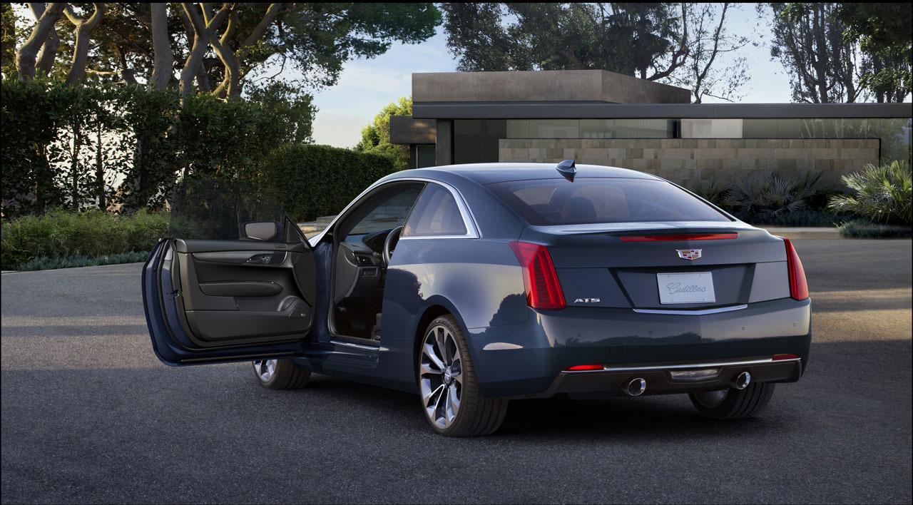 Foto de Cadillac ATS Coupé Europeo (31/33)