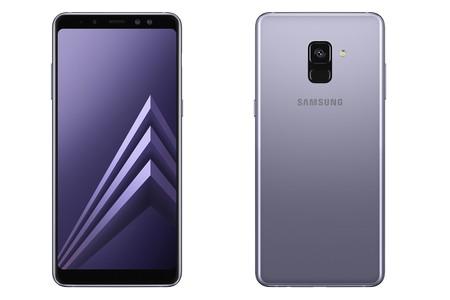 Samsung Galaxy A8 Oficial Diseno