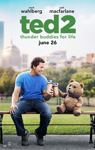 Ted 2 Poster New