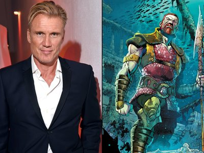 'Aquaman' ficha a Dolph Lundgren y no es para hacer de villano