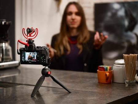 Nikon Z50 Vlogger Kit, pack todo en uno para hacer de esta mirrorless APS-C la mejor herramienta para crear y compartir vídeos
