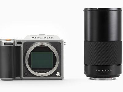 Hasselblad XCD 120mm Macro, el primero de los cuatro nuevos objetivos anunciados por la firma sueca para su X1D
