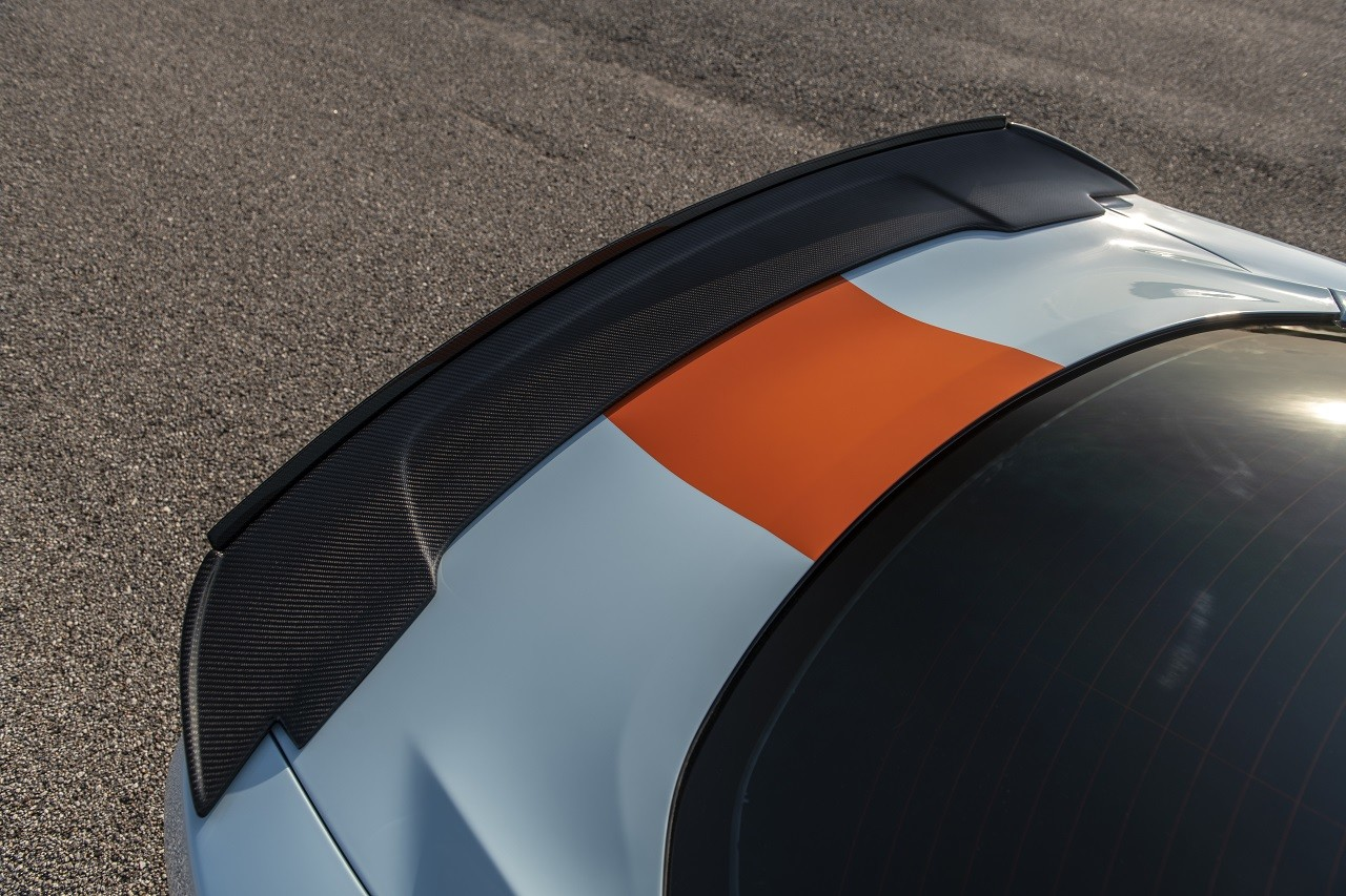Foto de Ford Mustang Gulf Heritage Edition (30/38)