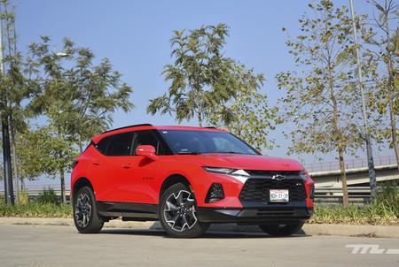 Chevrolet Blazer RS, a prueba: El lado más cool de los SUV (+ video)
