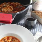 Cómo cocinar pochas frescas a la navarra. Receta