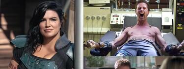Gina Carano y otros 23 actores despedidos con polémica de películas y series de televisión