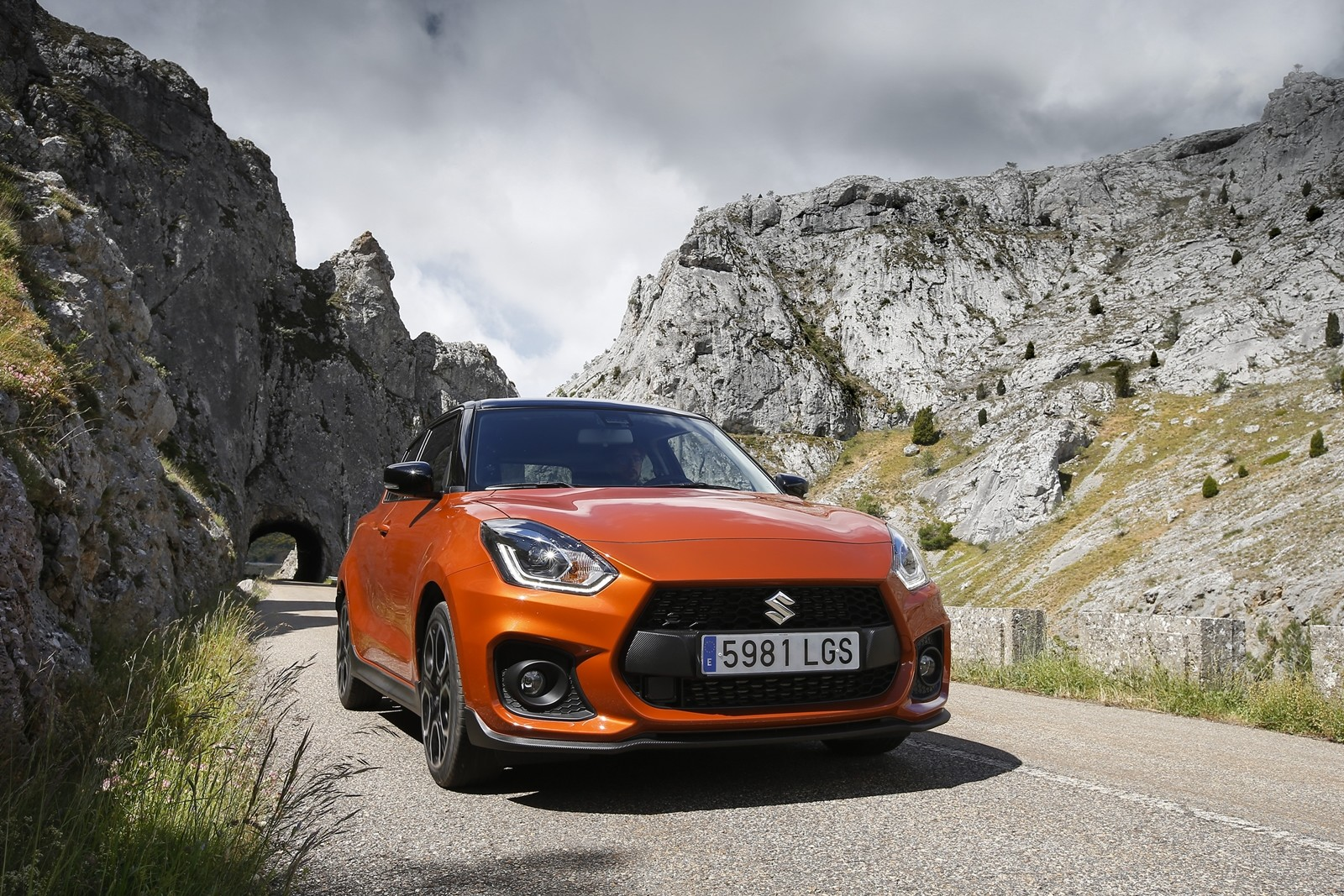 Foto de Suzuki Swift Sport 2020 (6/74)