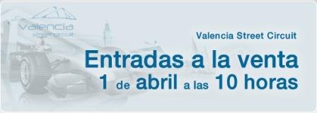 Mañana a las 10 arranca la venta de entradas para Valencia