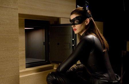Catwoman también sale en