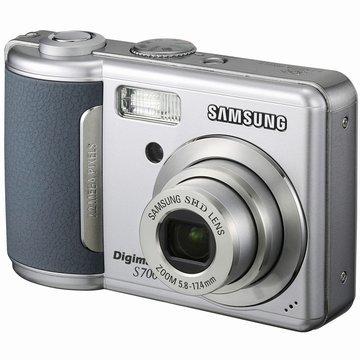 Digimax S700 y S1000, compactas de Samsung