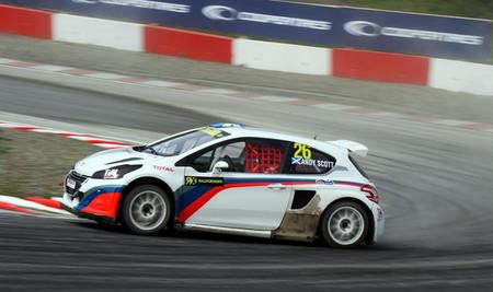 Jacques Villeneuve probará suerte en el Mundial de RallyCross