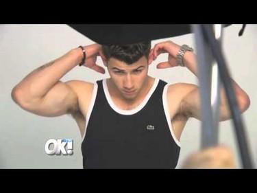 ¿Querías babear más aun con los brazacos de Nick Jonas? Dale las gracias a Men's Fitness