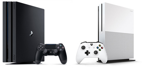 PS4 Pro vs. Xbox One S: las nuevas consolas frente a frente