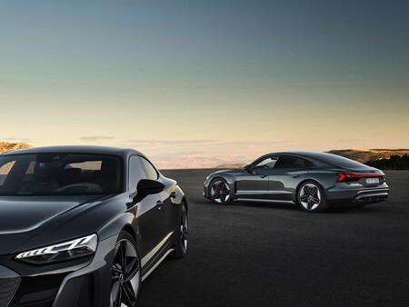 Audi e-tron GT precios España