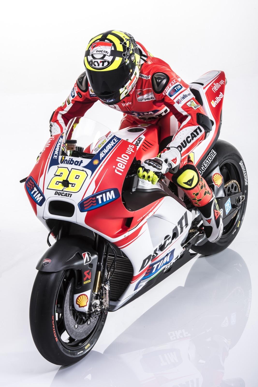 Foto de Galería Ducati Desmosedici GP15 (17/63)