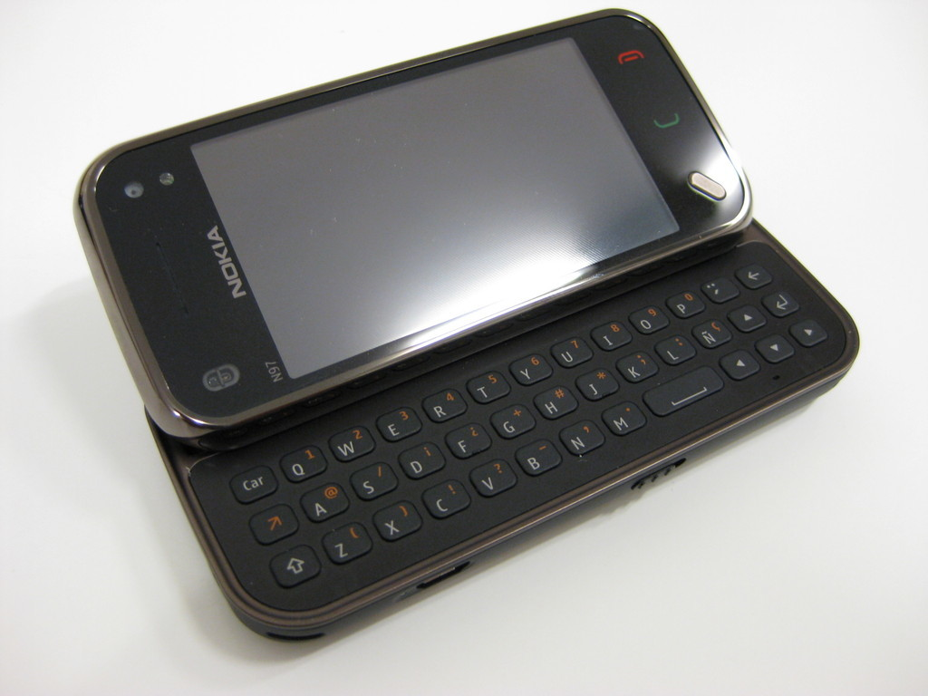 Foto de Nokia N97 mini de Vodafone (13/19)