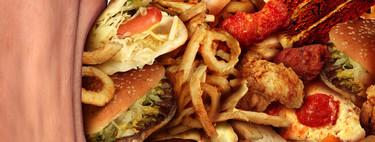 Así es como la comida basura te acerca a la depresión