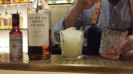 Macera, la coctelería que lo está petando en pleno centro de Madrid