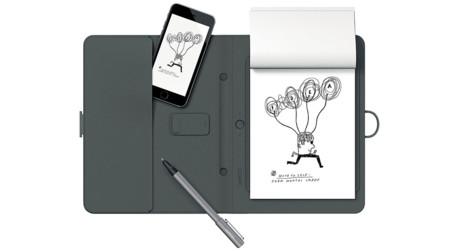 El cuaderno digital de Wacom, Bamboo Spark, en Amazon, a 99 euros por tiempo limitado