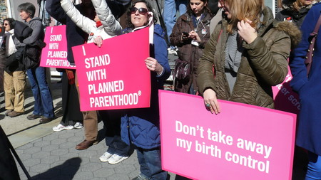 I Stand With Planned Parenthood 2
