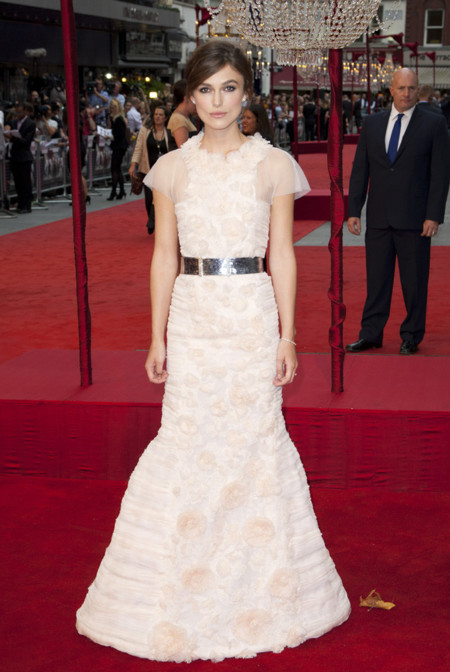 Keira Knightley Chanel Alta Costura look