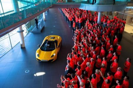 McLaren celebra su 50 aniversario en competición