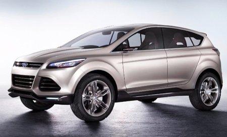 Ford Vertrek, el posible sustituto del Ford Kuga