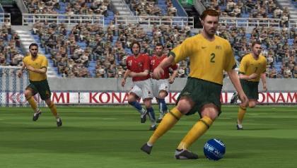 PES 2008 PSP juego