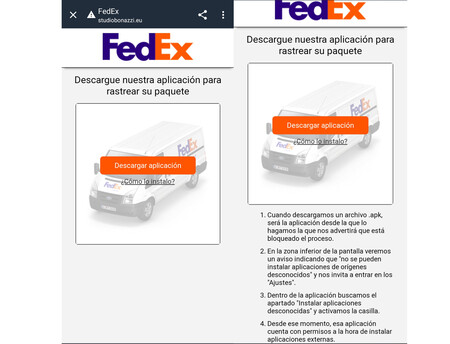 App Fedex