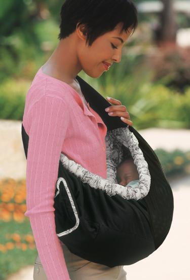 ¿Son seguras las bandoleras portabebé para los recién nacidos?