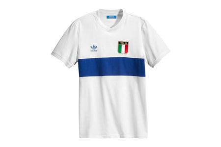 Camisetas de fútbol retro de Adidas Originals - italia