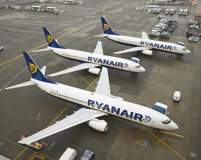 Ryanair ha acortado el periodo para el check-in online de una semana a cuatro días