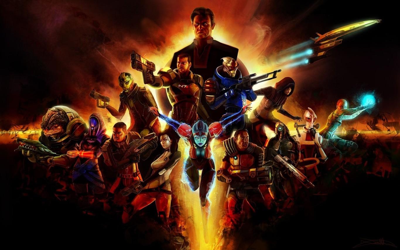 Mass Effect 2 Gratis a través de Origin 1