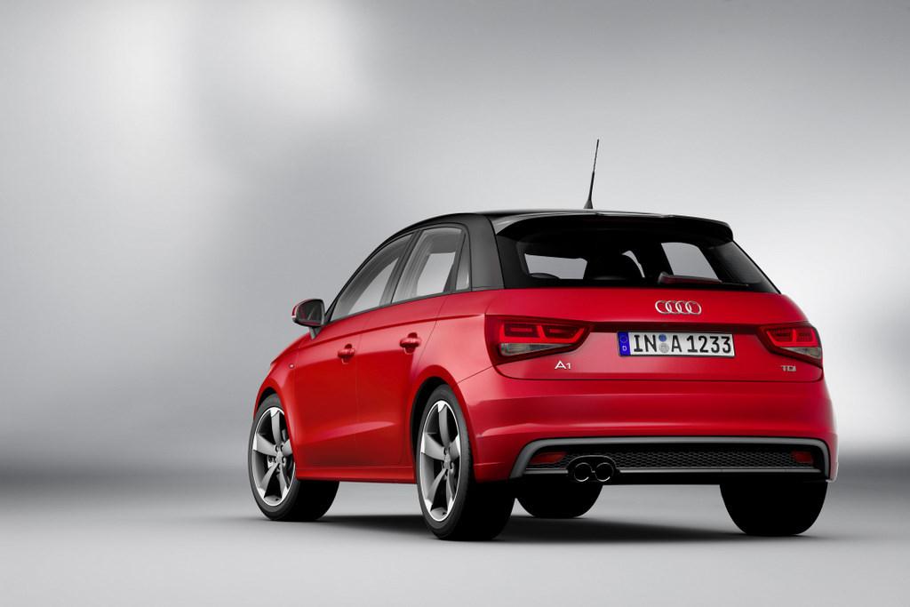 Foto de Audi A1 Sportback (20/21)