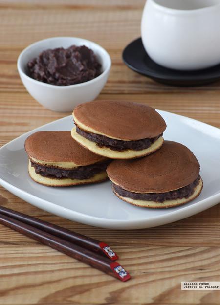 Cómo hacer dorayakis, el dulce favorito de Doraemon. Receta japonesa tradicional