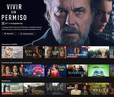 Netflix ahora publica cada día su Top 10 de películas y series más vistas: así puedes ver cuáles son