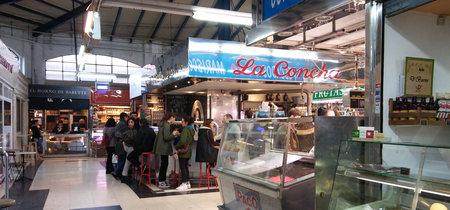 El mercado de Vallehermoso en Madrid, un mercado gourmet con el encanto del barrio