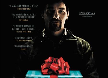 'El regalo', retorcida y sorprendente