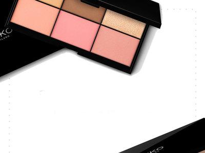 Smart Essential Face Palette, las paletas de Kiko que lo tienen todo