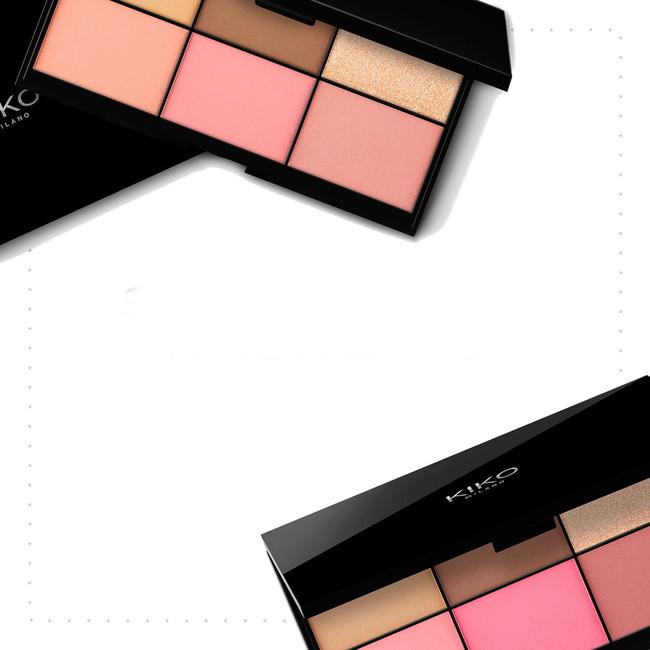Kiko Smart Essential Face Palette