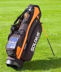 Bolsa de golf que carga móviles