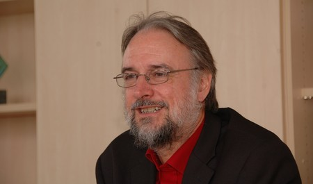 Karlheinz Brandenburg, el padre del MP3