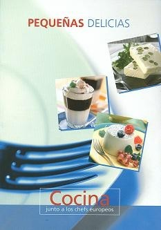 Pequeñas delicias con gelatina, recetario de chefs europeos