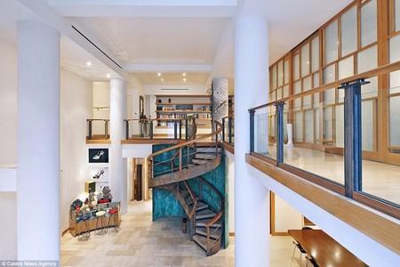 La casa de Nueva York de Keira Knightley