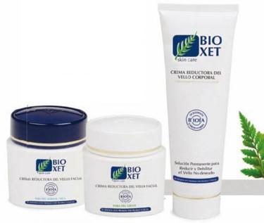 Bioxet, depilación definitiva por inhibición del vello