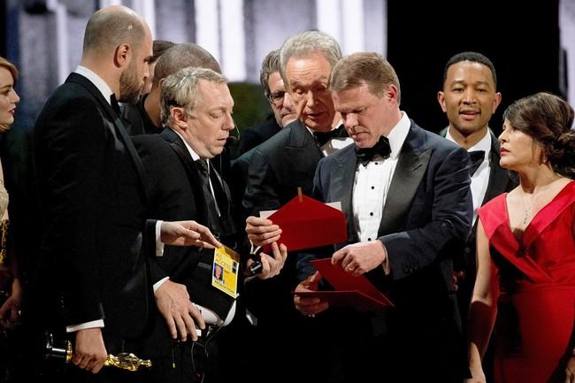 La Academia de Hollywood no volverá a contar con los responsables del ridículo en los Oscars