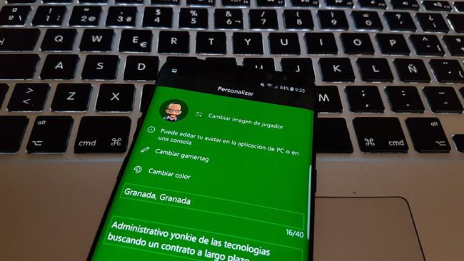 La aplicación Xbox Beta para Android se actualiza y ya permite el uso de imágenes de jugador personalizadas
